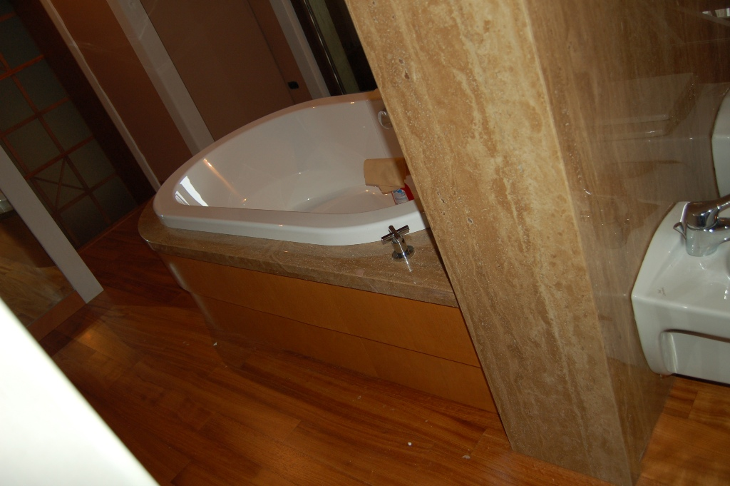 Bagno - Rivestimento bagno legno ...